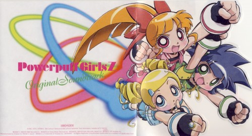 Toei Animation, Powerpuff Girls Z, Hyper Blossom, Powered Buttercup, Rolling Bubbles