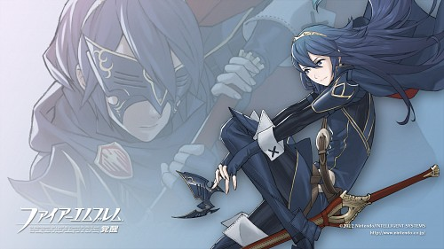 Nintendo, Fire Emblem, Lucina, Official Wallpaper