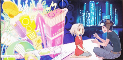 Vocaloid, Gumi, Album Cover