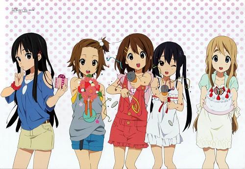 Yukiko Horiguchi, Kakifly, Kyoto Animation, K-On!, Mio Akiyama