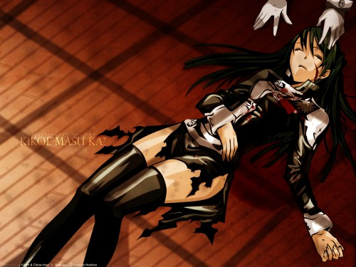 Katsura Hoshino, TMS Entertainment, D Gray-Man, Lenalee Lee, Vector Art Wallpaper