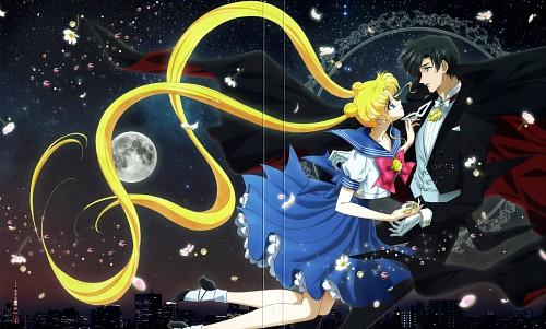 Yukie Sakou, Toei Animation, Bishoujo Senshi Sailor Moon, Usagi Tsukino, Tuxedo Kamen