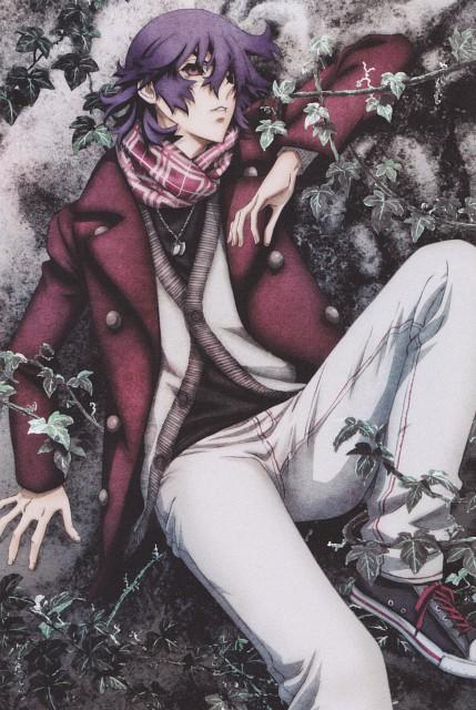 Ryu Fujisaki, Daume, Corpse Demon, Natsuno Yuuki, DVD Cover