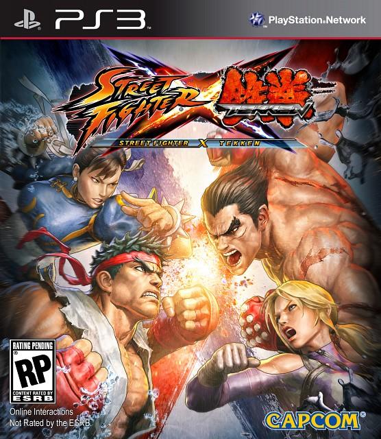 Capcom, Namco, Tekken, Street Fighter x Tekken, Street Fighter