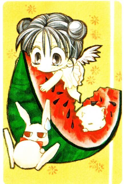 Arina Tanemura, Full Moon wo Sagashite, Meroko Yui, Mitsuki Koyama, Takuto Kira