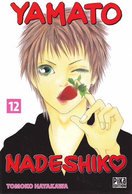 Tomoko Hayakawa, The Wallflower, Yukinojo Toyama, Manga Cover