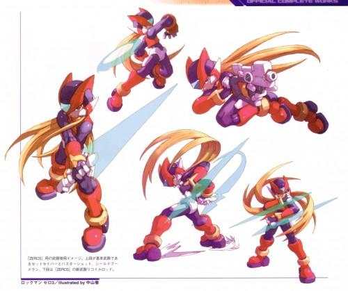 Tetsuno Kyojin, Capcom, MegaMan, Zero (MegaMan)