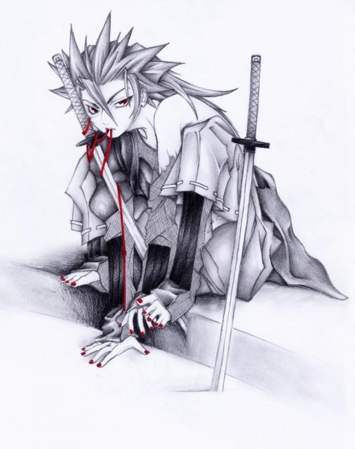 Peacemaker Kurogane, Tetsunosuke Ichimura, Member Art
