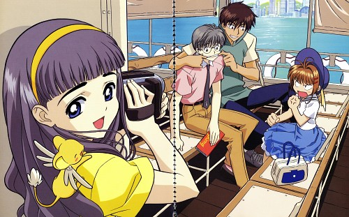 CLAMP, Madhouse, Cardcaptor Sakura, Cheerio! 2, Tomoyo Daidouji