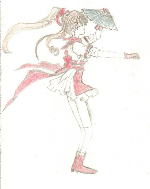 Arina Tanemura, Kamikaze Kaitou Jeanne, Kaitou Jeanne, Member Art