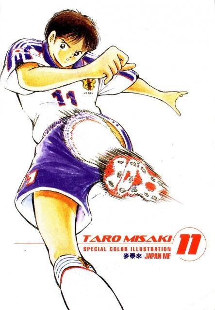 Yoichi Takahashi, Group TAC, Captain Tsubasa, Taro Misaki