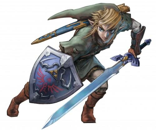 Nintendo, The Legend of Zelda, The Legend of Zelda: Twilight Princess, Link