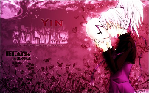 Yuji Iwahara, BONES, Darker than Black, Yin Wallpaper