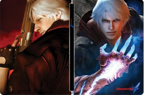 Capcom, Devil May Cry, Nero, Dante