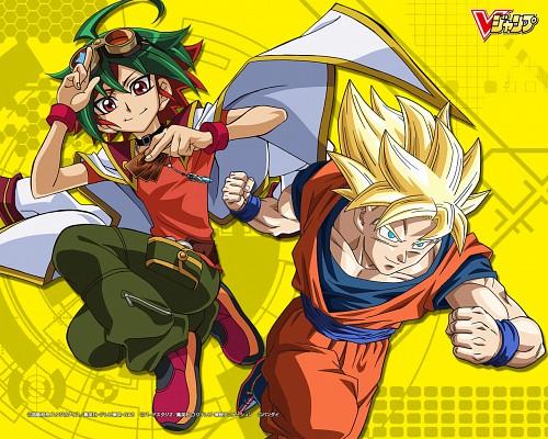 Kazuki Takahashi, Akira Toriyama, Studio Gallop, Toei Animation, Dragon Ball