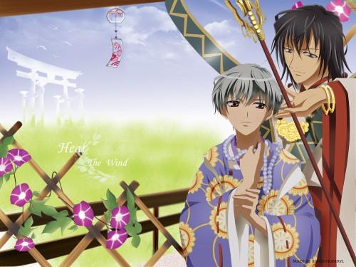 Sakura Kinoshita, Tactics, Kantarou Ichinomiya, Haruka (Tactics) Wallpaper