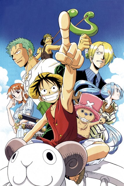 Eiichiro Oda, Toei Animation, One Piece, Tony Tony Chopper, Going Merry