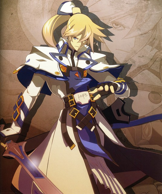 Seven Arcs, Lord of Vermilion, Guilty Gear, Ky Kiske