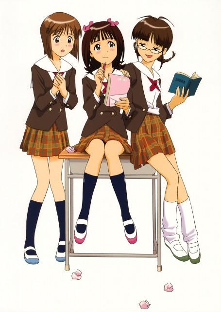 Toshiyuki Kubooka, Annindofu, Idol Master, Haruka Amami, Ritsuko Akizuki