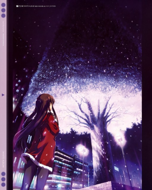 Hisashi Kawata, LEAF (Studio), Seven Arcs, AQUAPLUS, 1998-2009 Leaf Illustrations Hisashi Kawata Edition