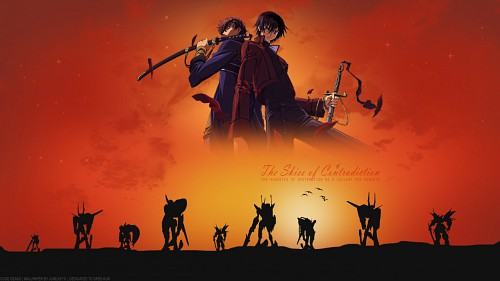 Takahiro Kimura, Sunrise (Studio), Lelouch of the Rebellion, Suzaku Kururugi, Lelouch Lamperouge Wallpaper