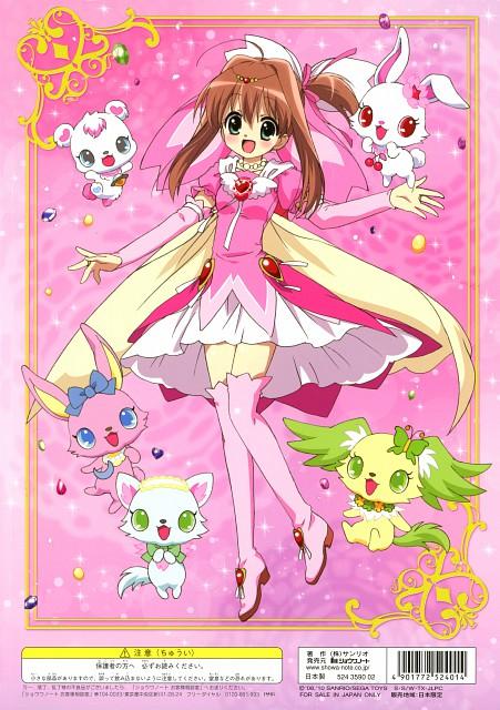 Studio Comet, Jewelpet Tinkle, Ruby (Jewelpet Tinkle), Milky (Jewelpet Tinkle), Akari Sakura