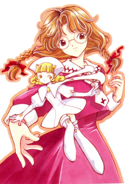 CLAMP, Angelic Layer, Kaede Saito, Blanche (Angelic Layer)