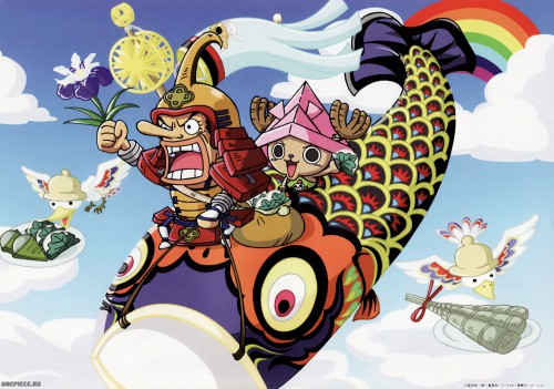 Eiichiro Oda, Toei Animation, One Piece, Tony Tony Chopper, Usopp