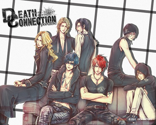 Takashi Kiriya, Idea Factory, Death Connection, Leonardo (Death Connection), Medicis