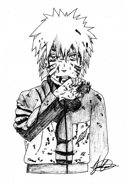 Masashi Kishimoto, Studio Pierrot, Naruto, Naruto Uzumaki, Member Art