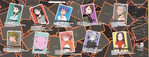 Suzuhito Yasuda, Toei Animation, God Family, Tenko Kamiyama, Misa Kamiyama