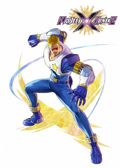 Capcom, Sega, Namco, Project X Zone, Captain Commando