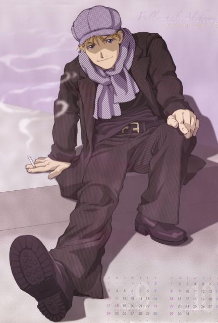 BONES, Fullmetal Alchemist, Jean Havoc