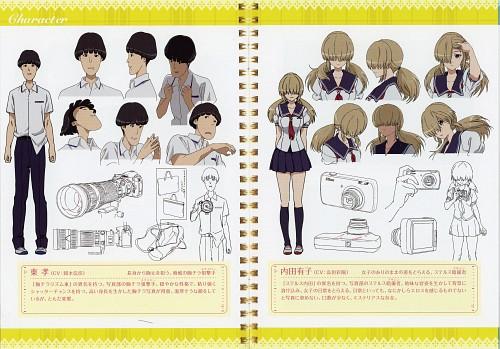 Madhouse, Photo Kano, Takashi Azuma (Photo Kano), Yuuko Uchida, Character Sheet
