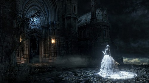 FromSoftware, Sony Computer Entertainment Inc, Bloodborne, Yharnam, Game CG