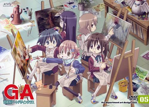 Satoko Kiyuzuki, Anime International Company, Ga Geijutsuka Art Design Class, Miki Noda, Tomokane