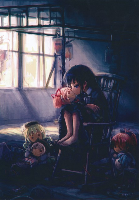 Shaft (Studio), Puella Magi Madoka Magica, Eye., Homura Akemi, Doujinshi