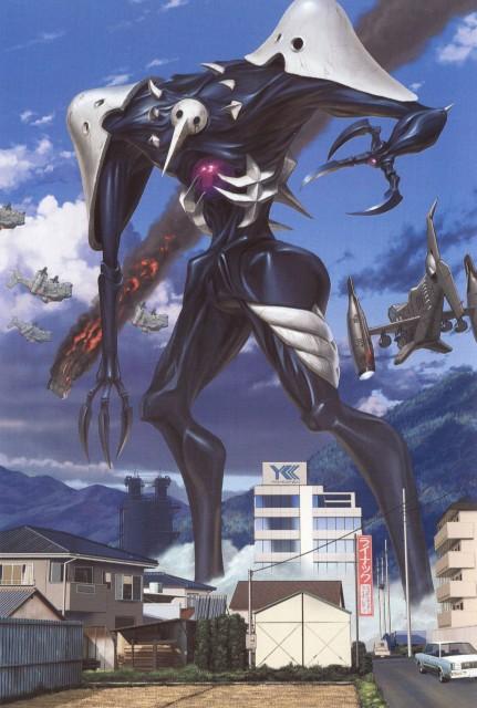 Yoshiyuki Sadamoto, Neon Genesis Evangelion, Die Sterne