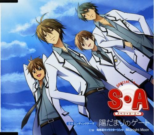 Anime International Company, Gonzo, Special A, Jun Yamamoto, Tadashi Karino