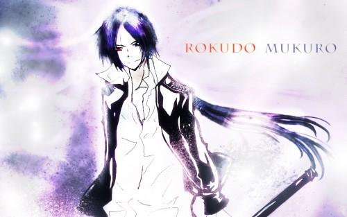 Akira Amano, Artland, Katekyo Hitman Reborn!, Mukuro Rokudo Wallpaper