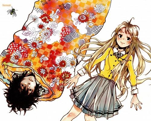 Akira Amano, Warashibe Tantei Numashichirou, REBO to DLIVE, Shichirou Numa, Asami (Warashibe Tantei Numashichirou)