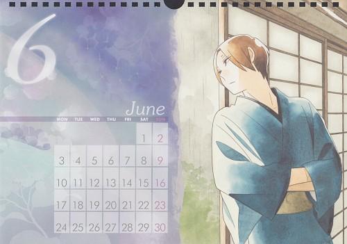 Kiichi Hotta, J.C. Staff, Kimi to Boku, Kimi to Boku Calendar 2013, Yuuta Asaba