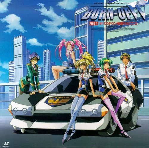 Toshinari Yamashita, Oh! Great, Anime International Company, Burn Up W, Yuji Naruo (Burn Up W)