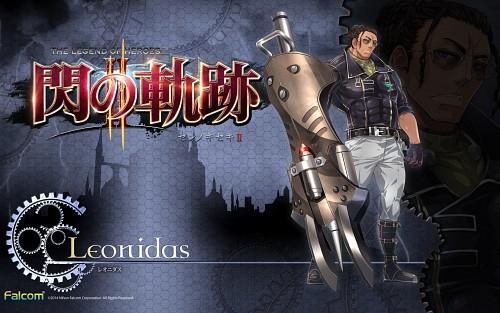Falcom, The Legend of Heroes: Zero no Kiseki, Leonidas, Official Wallpaper
