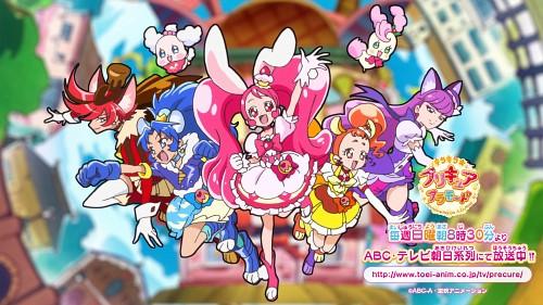 Toei Animation, Kirakira Precure A La Mode, Cure Gelato, Kirarin (Kirakia Precure A La Mode), Cure Macaron
