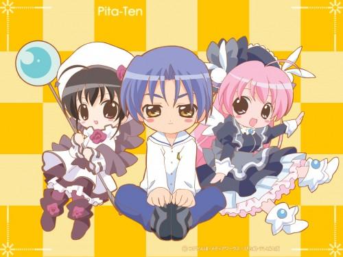 Koge Donbo, Pita Ten, Shia, Misha (Pita Ten), Kotaro Higuchi