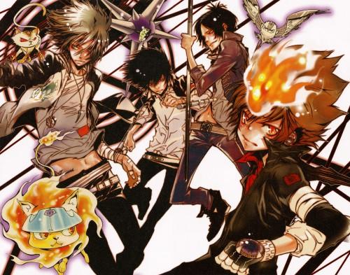 Akira Amano, Artland, Katekyo Hitman Reborn!, Colore!, Natsu (KHR)