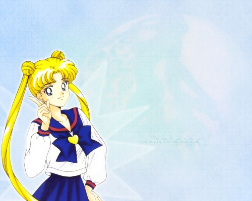 Toei Animation, Bishoujo Senshi Sailor Moon, Usagi Tsukino Wallpaper