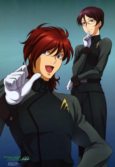 Mobile Suit Gundam 00, Kati Mannequin, Patrick Colasour