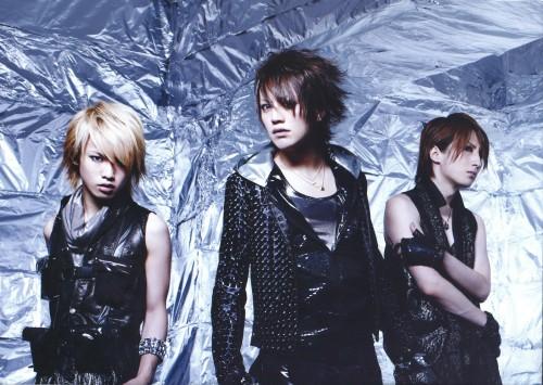 Saga (J-Pop Idol), Shou, Alice Nine, Hiroto